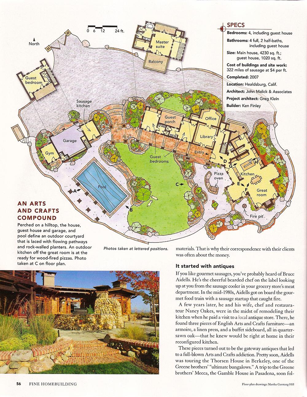 Fine Homebuilding Article Summer 2010